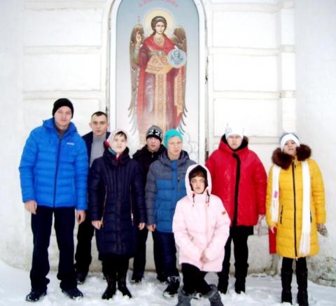 Никола на зиму…